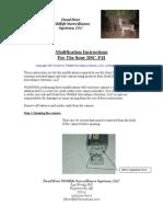 P41 Modification Instructions