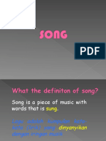 SONG TEXT