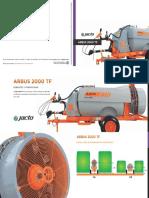 Atomizadora-Jacto-Arbus-2000-TF-Folleto