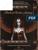 Book of Erotic Fantasy