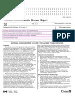 Vaccine Storage and Transportation H12-21-21-11E