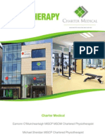 Charter Medical Physiotherapy