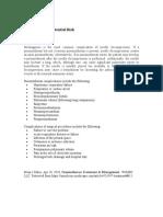 Pneumothorax POtentialRiskComplication.docx