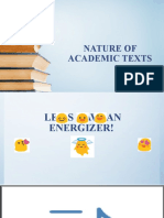 NATURE OF ACADEMIC TEXTS.pptx