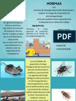 FOLLETO DE BIOSEGURIDAD