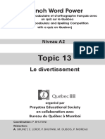 FWP A2 Topic 13