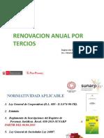 RENOVACION ANUAL POR TERCIOS 1.pptx
