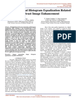 A Combinational Histogram Equalization Related to Contrast Image Enhancement