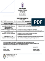 UCSP- WEEKLY HOME LEARNING PLAN Second Month.docx
