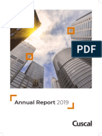 Cuscal Annual Report 2019