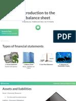 Financial Forecasting 2