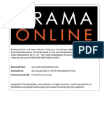 10 Drama Online - King Lear