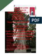 Programación Oficial XXI Encuentro Iberoamericano de Valoración y Gestión de Cementerios Patrimoniales - Virtual