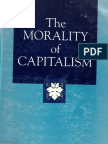 The Morality of Capitalism 1992