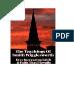 Smith Wigglesw - Las Enseñanzas de Smith Wigglesworth