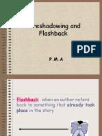 Flasback & Foreshadowing