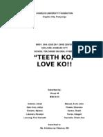 Lesson plan dental