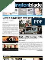 washingtonblade.com - volume 42, issue 5 - february 4, 2011