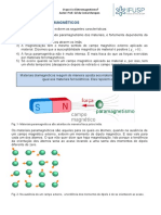 32- Materiais paramagnéticos
