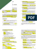 Baptist Distinctives Notes