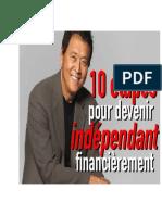 Les 10 étapes pour devenir indépendant financièrement.docx