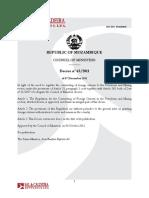 Decree 63 2011  SC Free Translation 06 02 12 (1)