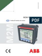 M2M PROFIBUS_Manual