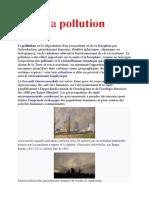 La polution 2