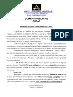 PATEC COMPLEMENTAR BOMBAS PRINCIPAIS