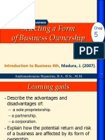 Session 3-Chapter 5 - Starting a New Business