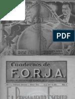 Cuaderno N°2. El pensamiento escrito de Yrigoyen. Gabriel del Mazo. Julio 19361.pdf