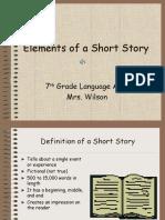 bahan ajar short story 11 ipa 1