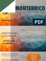 3 PPT objetivos y quehacer de la Filosofía.pptx