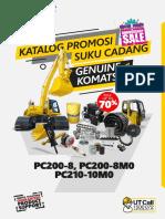 KATALOG PROMO PC200-8 OKT 2020