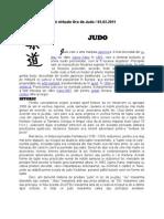 JUDO - Revista Virtuala Ora de Judo nr.  1