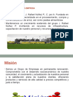 PLAN DE MARKETING DE INVESTIGACION J RAFAEL NUÑEZ, ARROZ Y PASTAS