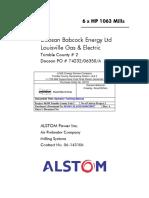 Mill Training Manual Alstom