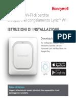 w1ks manuale installazione