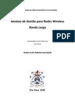 Dissertação de Mestrado em Informática - Nuno Salvador