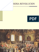 1668. LA GLORIOSA REVOLUCION