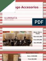 catalogo accesorios 2020