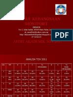 Audit Akademik SK Montfort tov 2011
