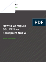 Forcepoint NGFW SSL VPN Config