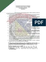 TALLER 2 EVALUACION DE PROYECTOS 2020-II