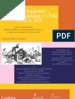 Revoluciones Industriales y Chile en el S XIX