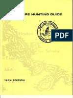 1974 treasure hunters guide