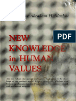 New knowledge in human values.pdf