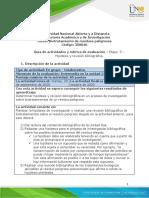 Guia de actividades y Rúbrica de evaluación - Unidad 2 - Etapa 3 - Hipótesis y revisión bibliográfica.pdf