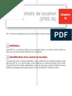 CRédit bail IFRS16
