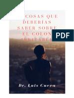 COSAS QUE DEBES SABER SOBRE EL COLON IRRITABLE